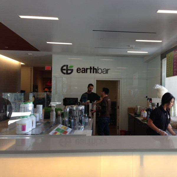 earthbar Interior Sign